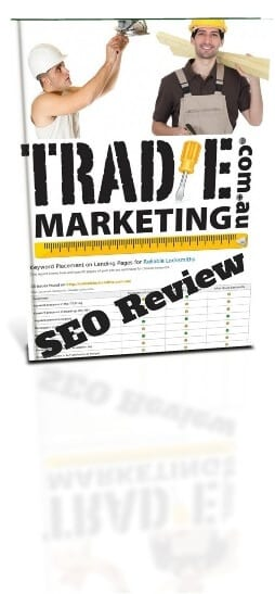 Tradie Marketing SEO Review2